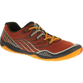Merrell M's Trail Glove 3 Spicy Orange/Navy (J03903)